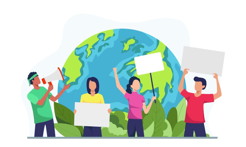 Klimawandel auf der Bühne – Emotionalisierung des Klimawandels